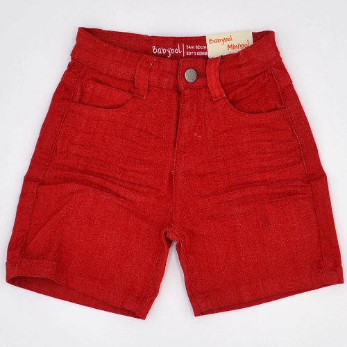 Soft Jeans Rosso